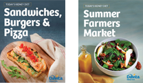 DaVita Kidney-friendly Cookbooks